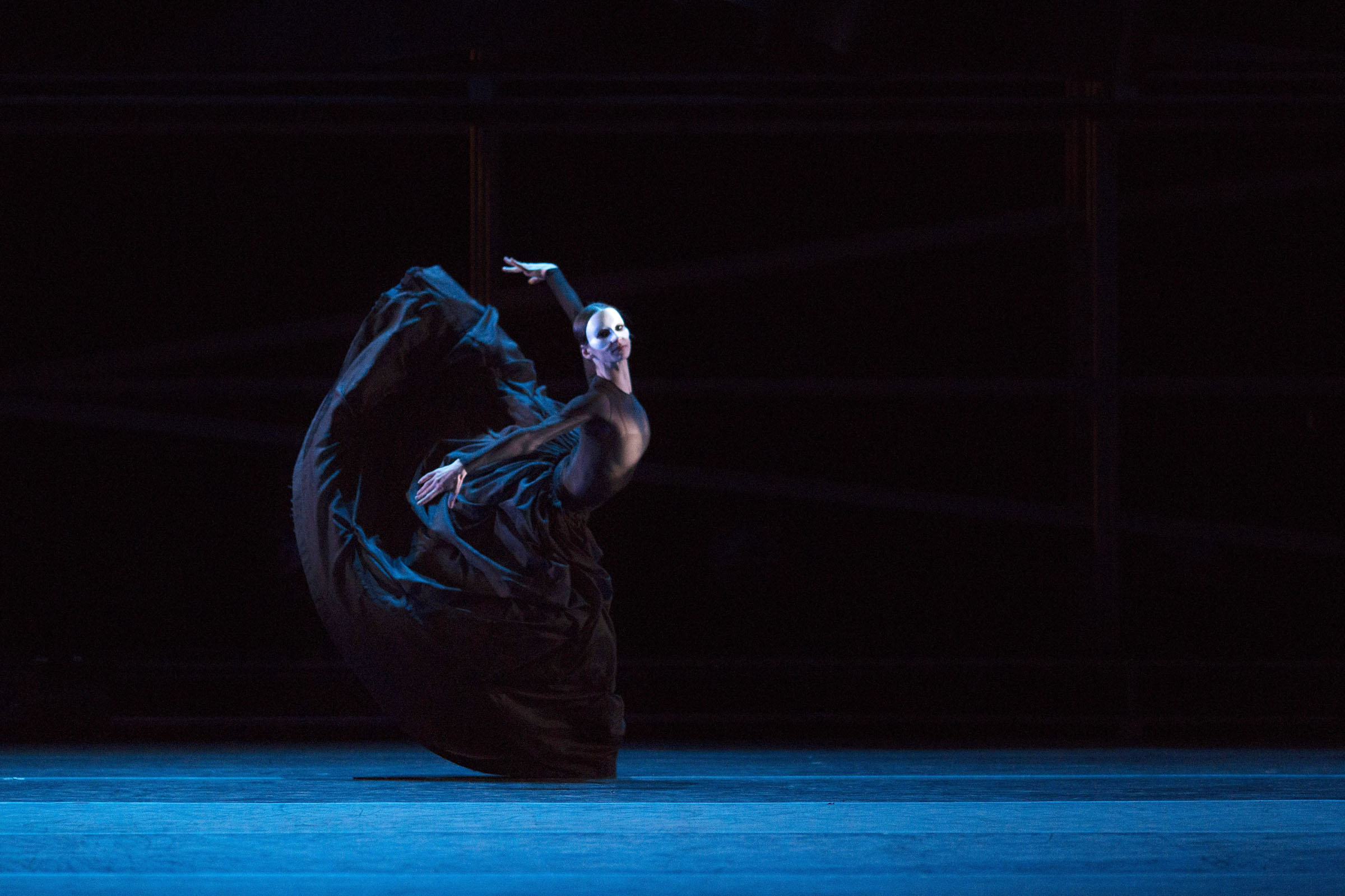 Polina Semionova in Multiplicity by the Mikhailovsky Ballet