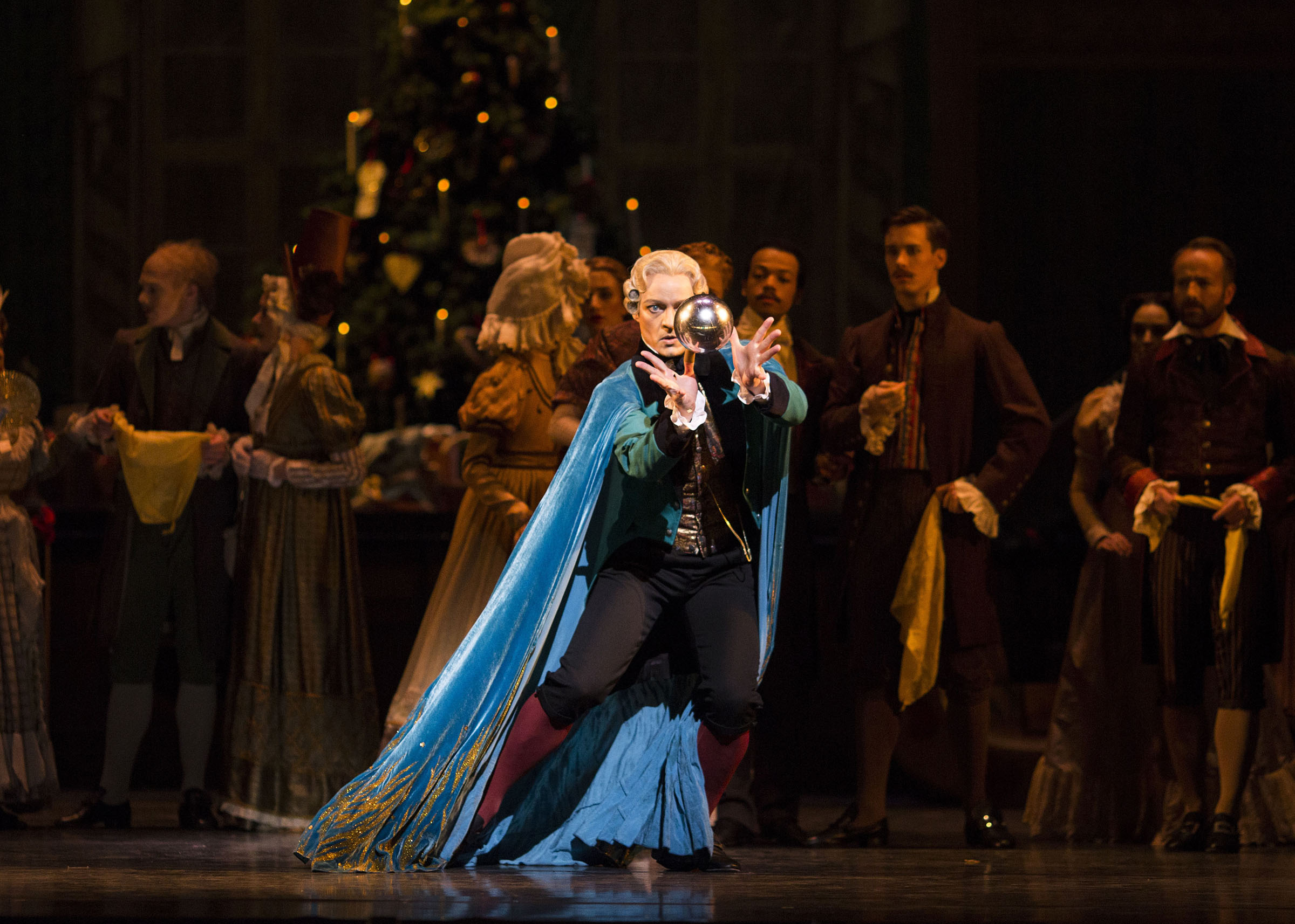 The Nutcracker by the Royal Ballet