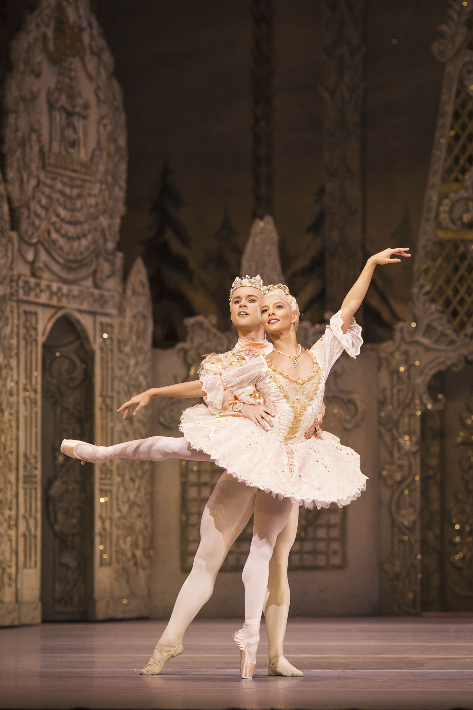 The Nutcracker with Francesca Hayward and Alexander Campbell