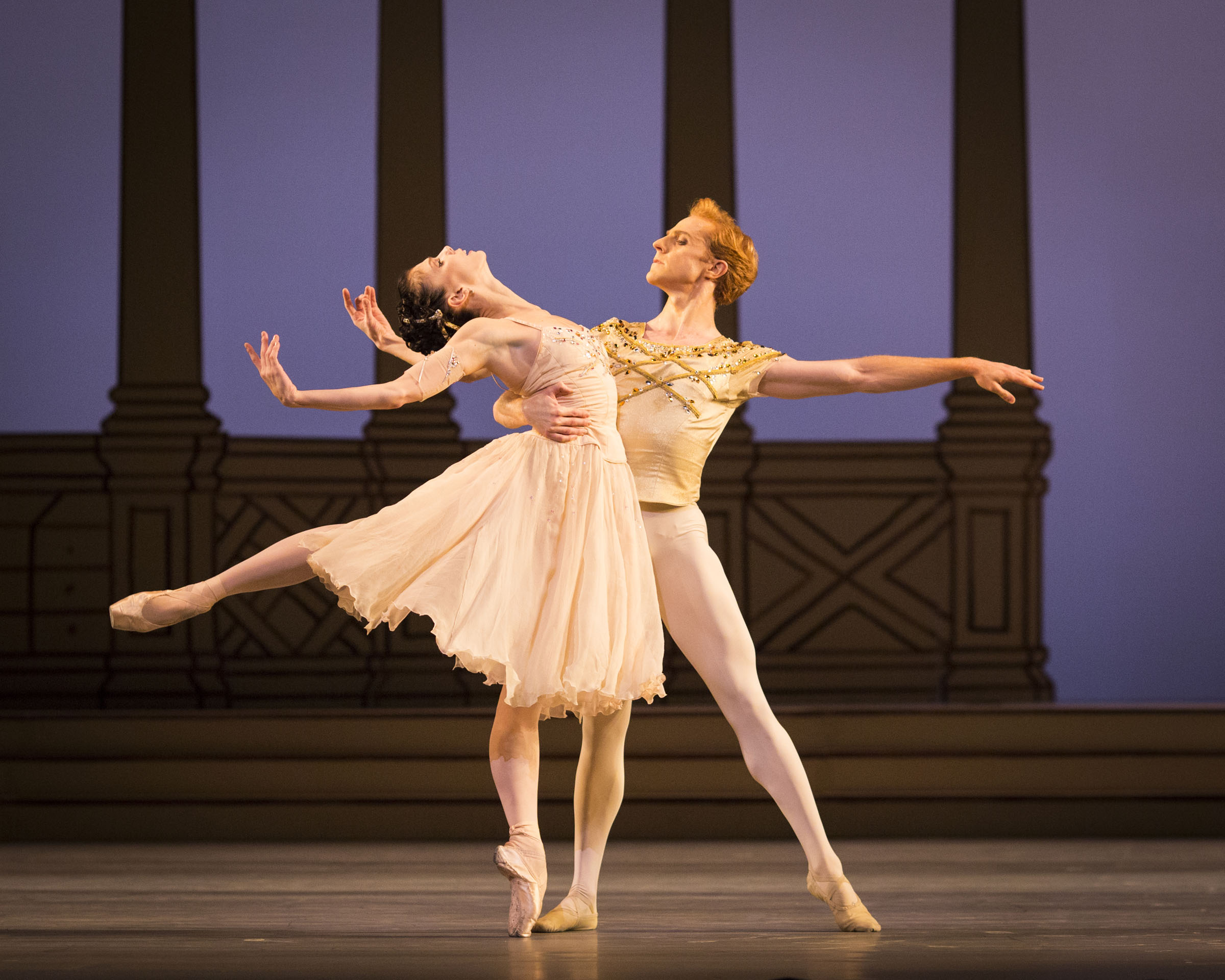 Natalia Osipova and Steven McRae in Rhapsody