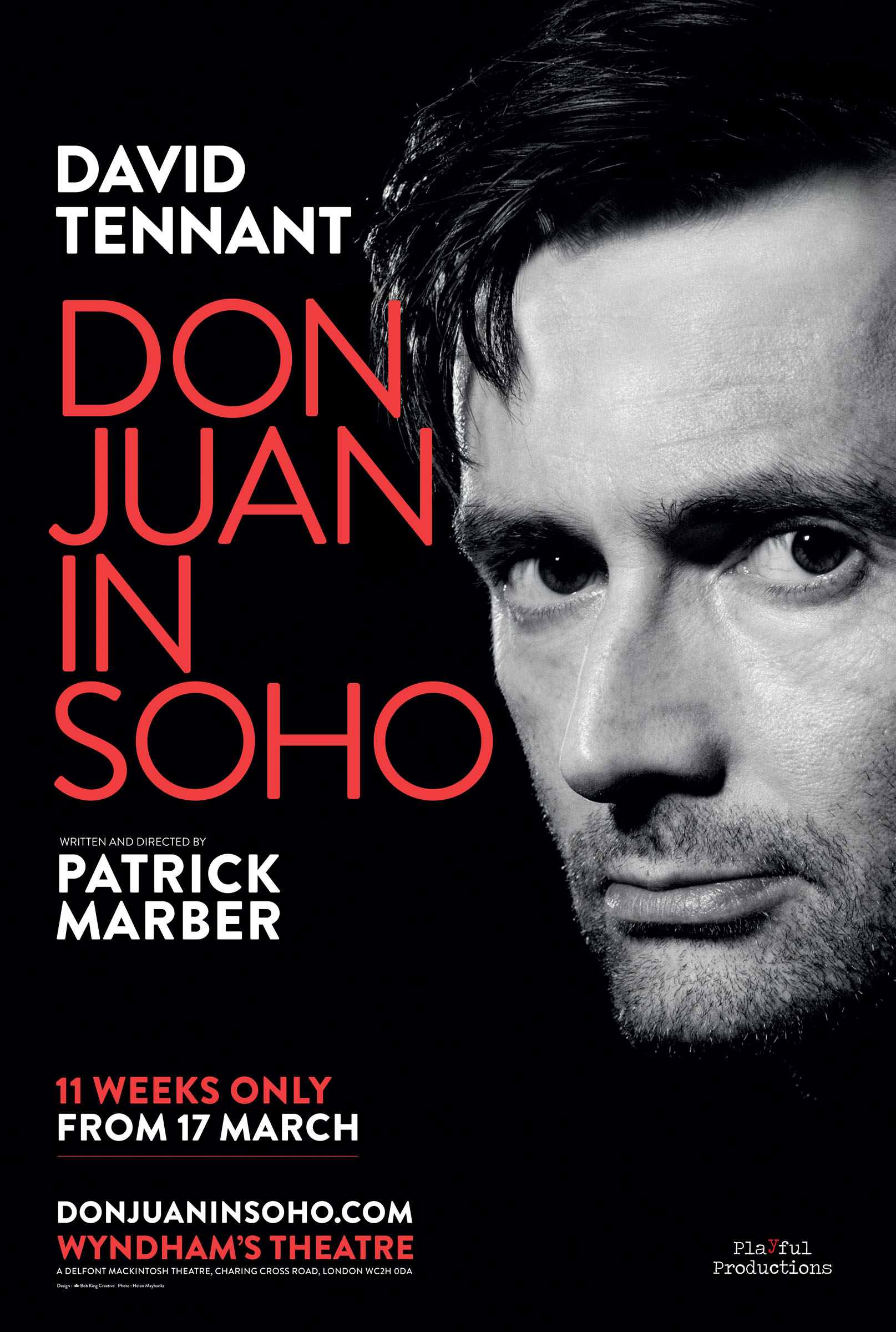 Don Juan of Soho - Helen Maybanks