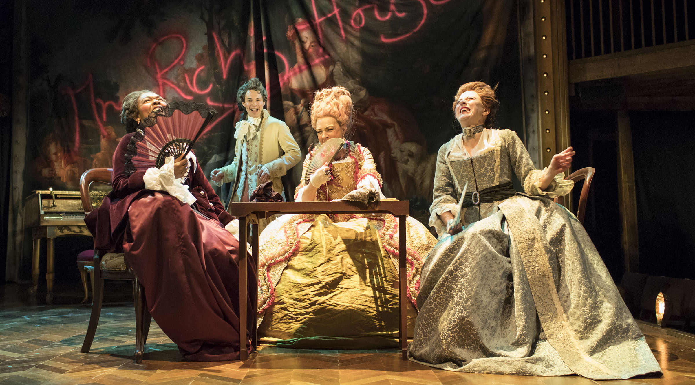 The Fantastic Follies of Mrs Rich