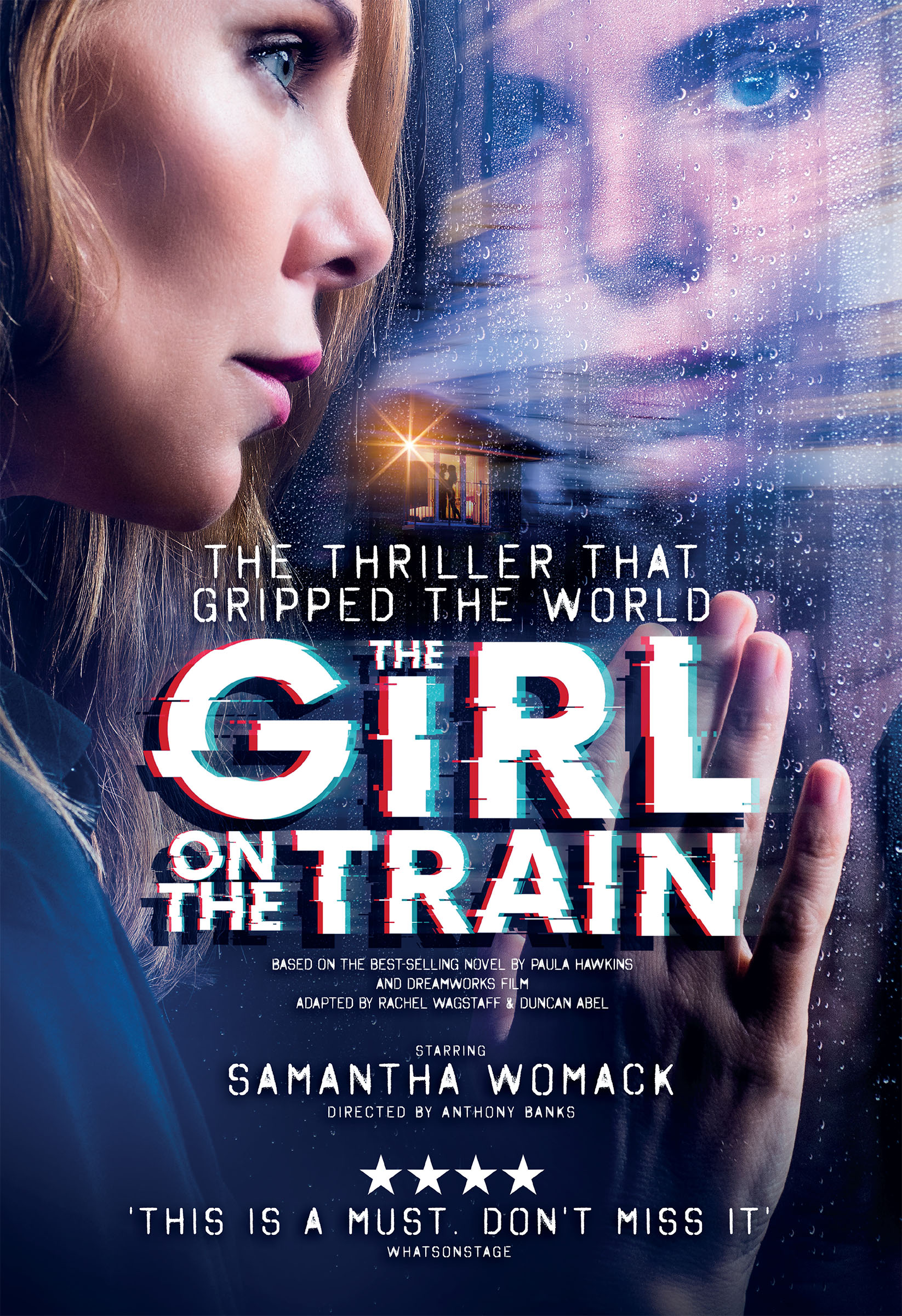 Poster for 'Girl on the Train'