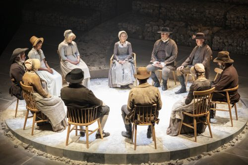 The Meeting at Chichester Fest