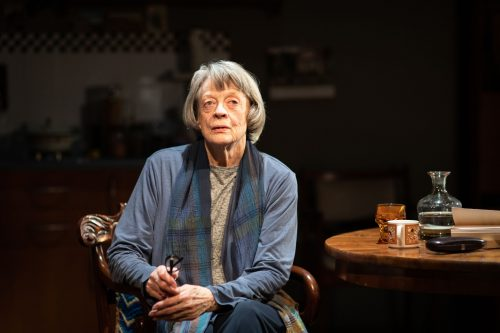 Dame Maggie Smith as Brunhilde Pomsel