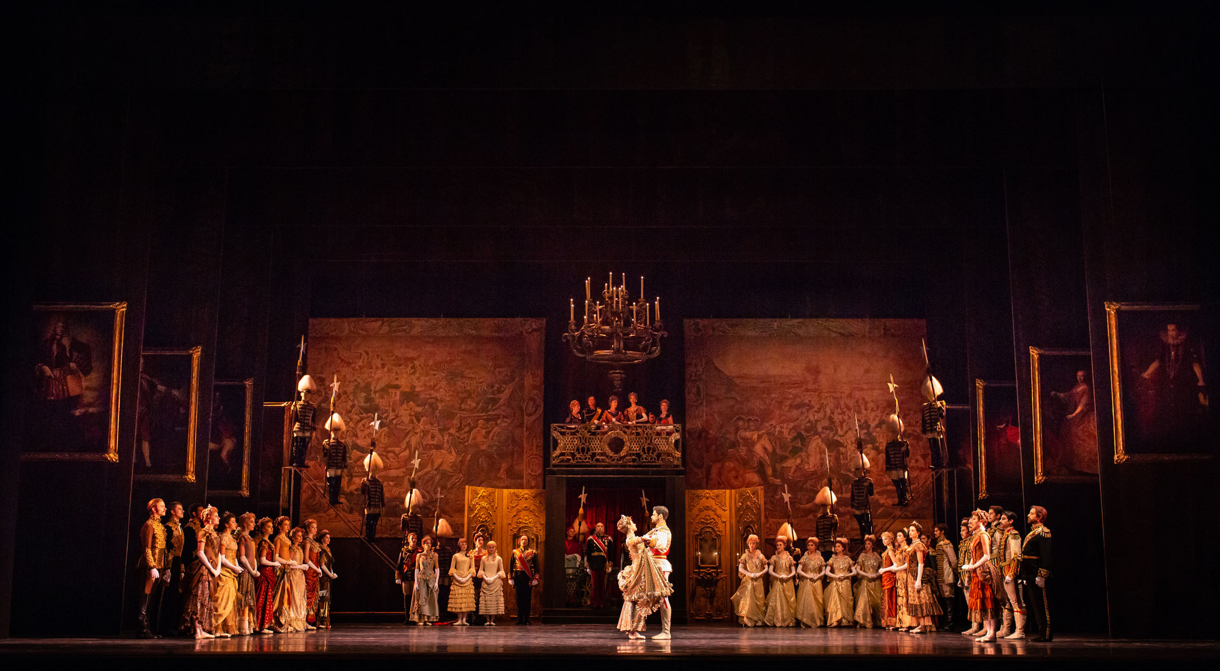 Artists of The Royal Ballet in Mayerling