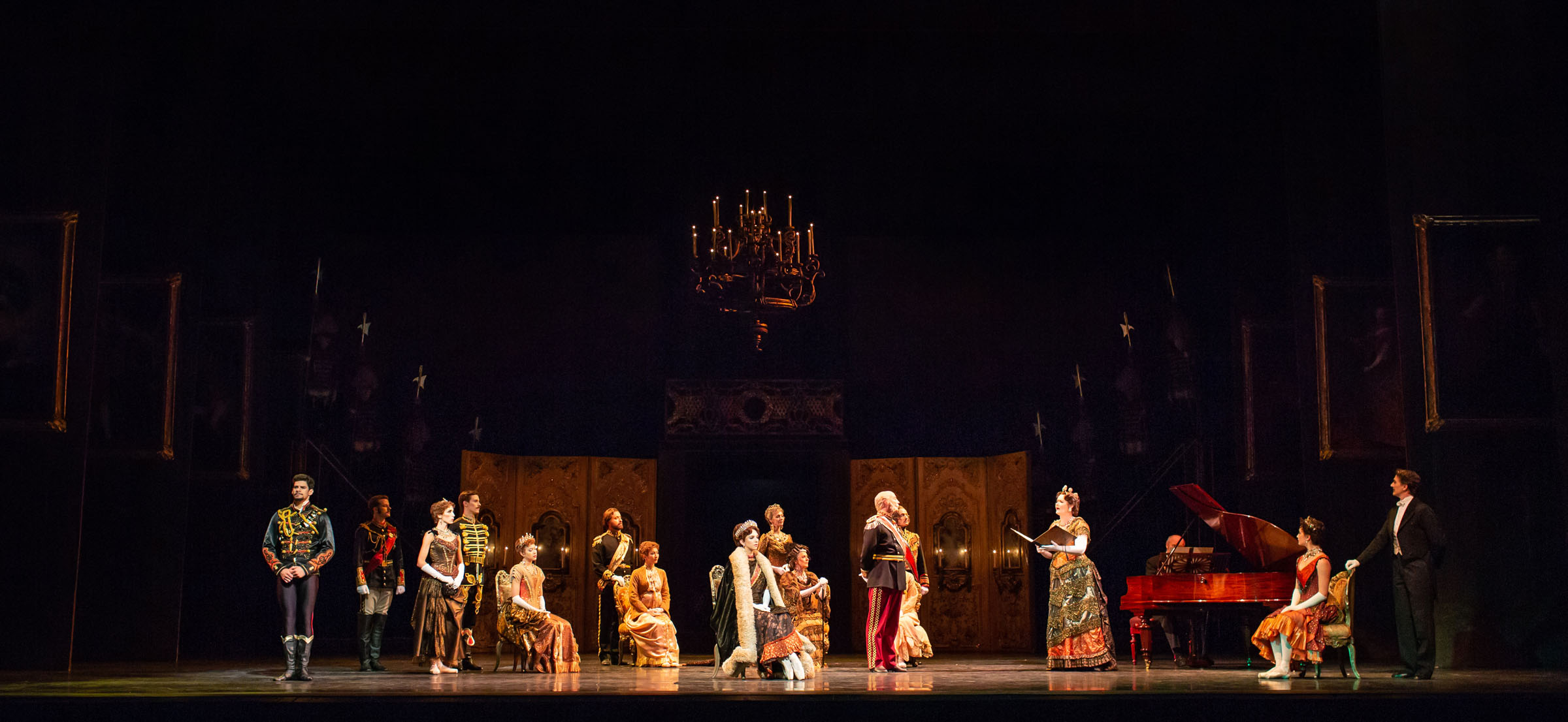 Artists of The Royal Ballet in Mayerling, The Royal Ballet
