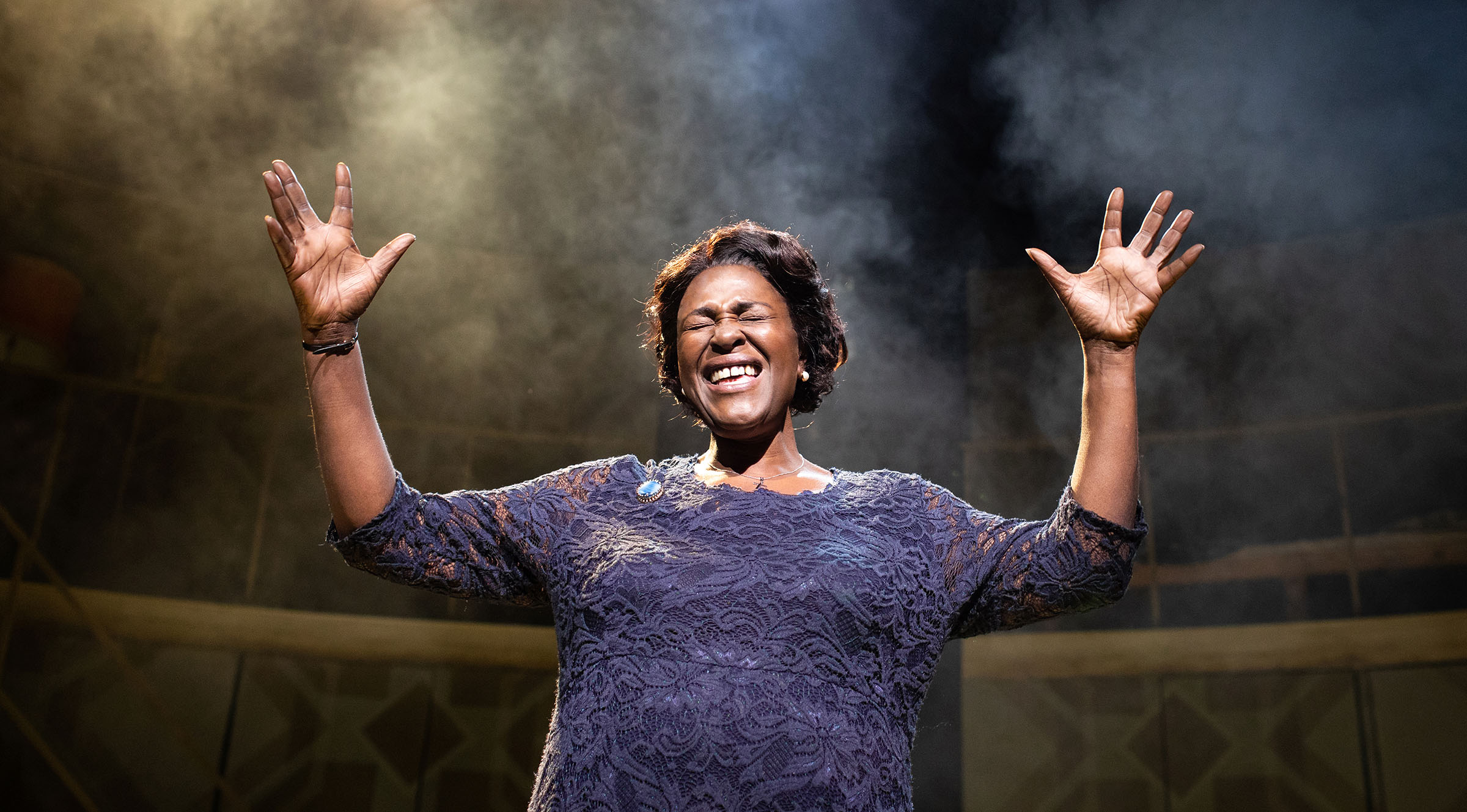 Sharon D Clarke in Caroline or Change