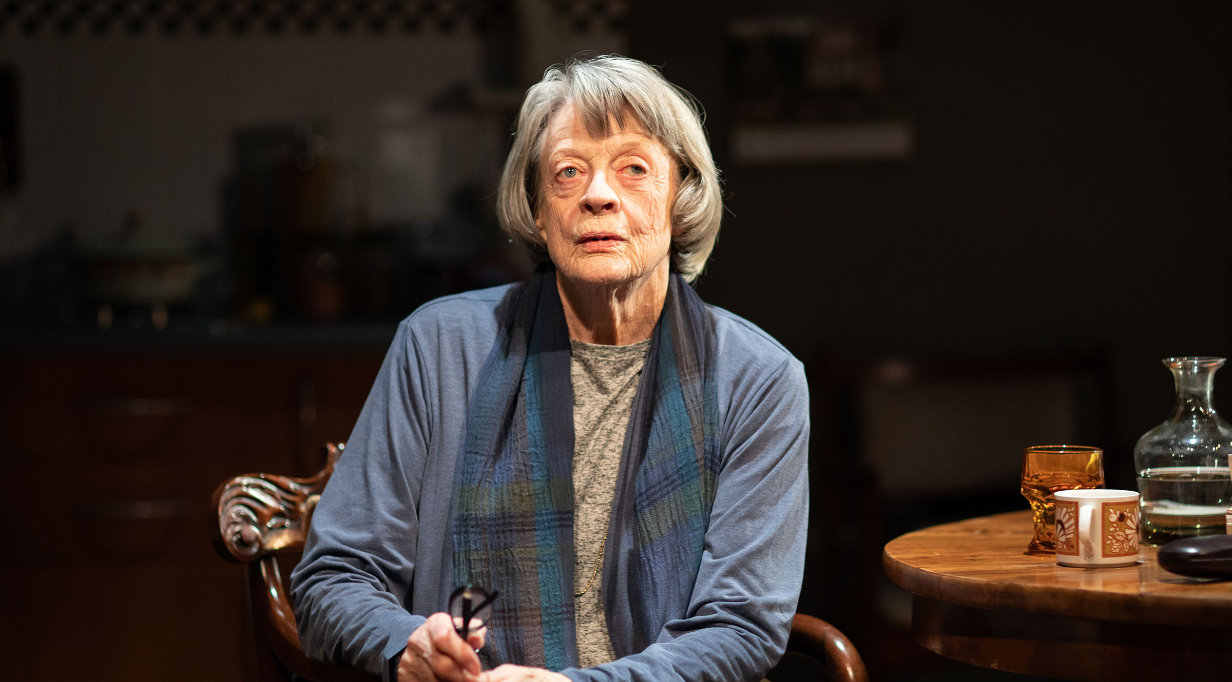 Dame Maggie Smith in 'A German Life'