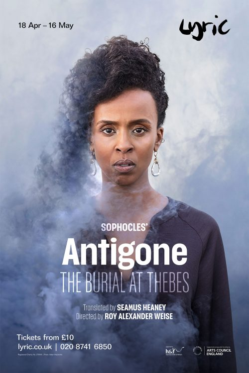 Antigone: The Burial at Thebes