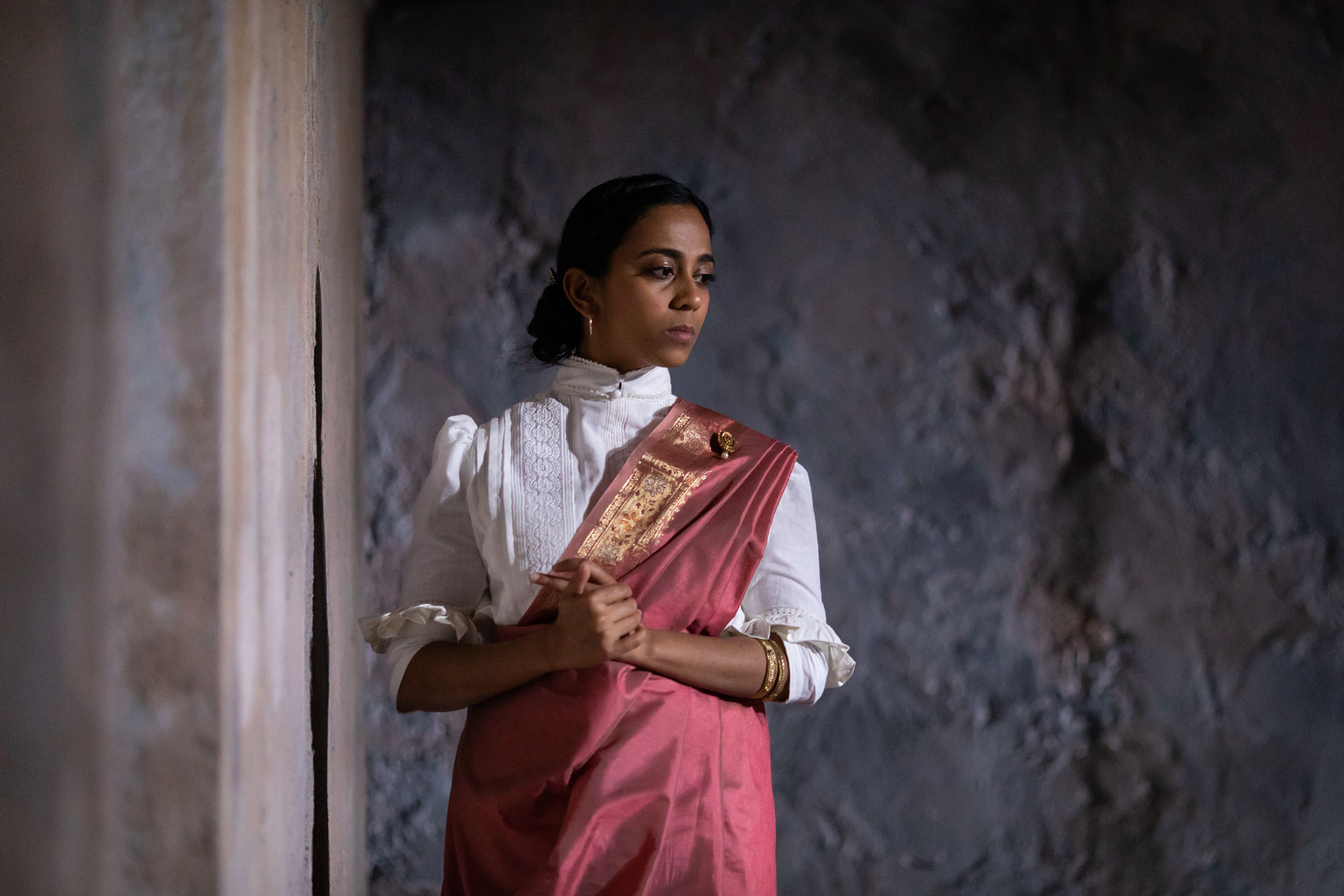 Anjana Vasan as Niru in 'A Doll's House'