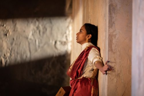 Anjana Vasan as Niru in 'A Doll's House'