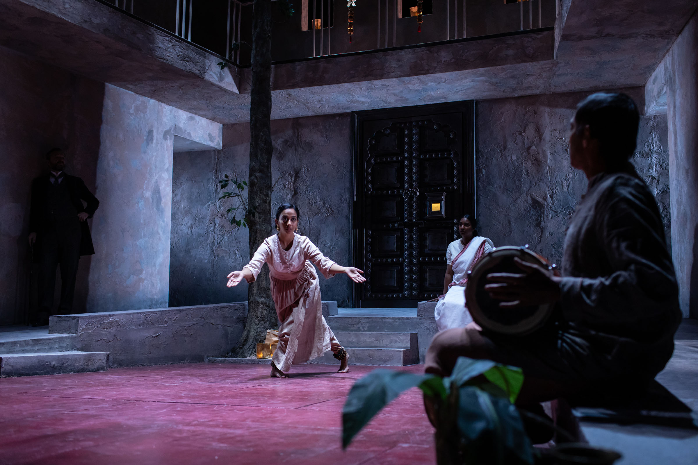 Anjana Vasan dances as Niru in 'A Doll's House'