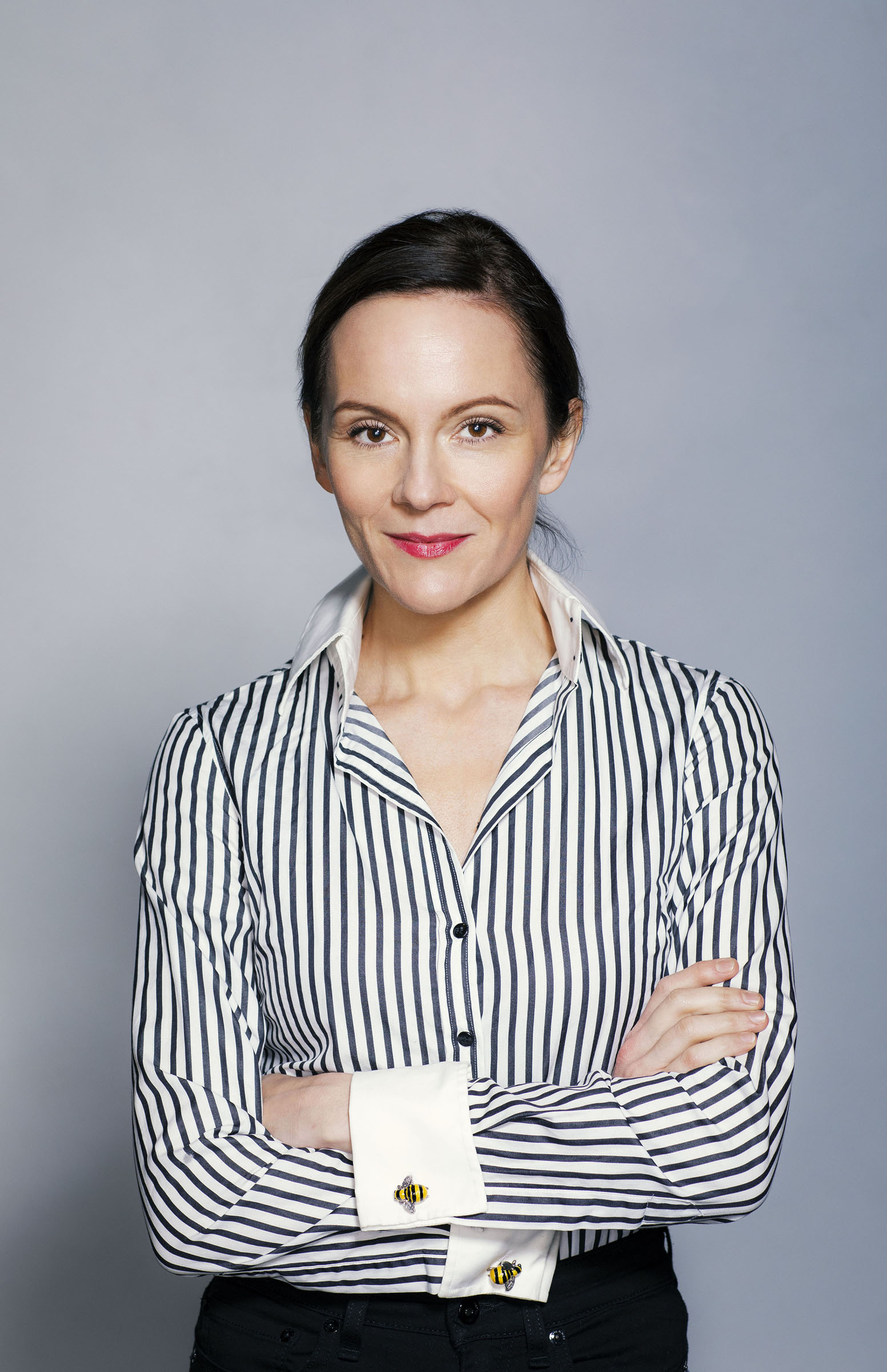 Rachael Stirling - copyright Helen Maybanks 2019