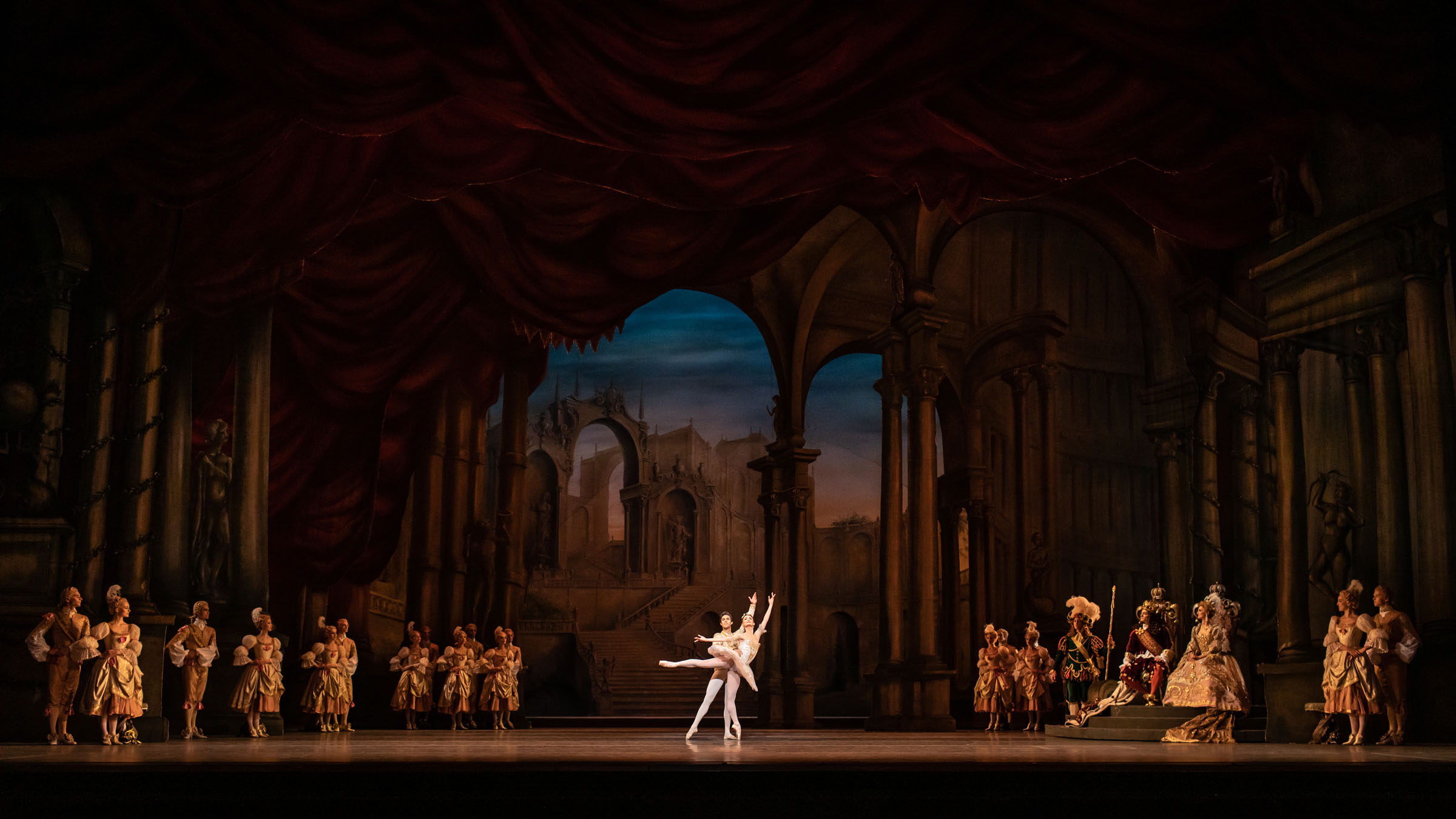 The Sleeping Beauty, The Royal Ballet