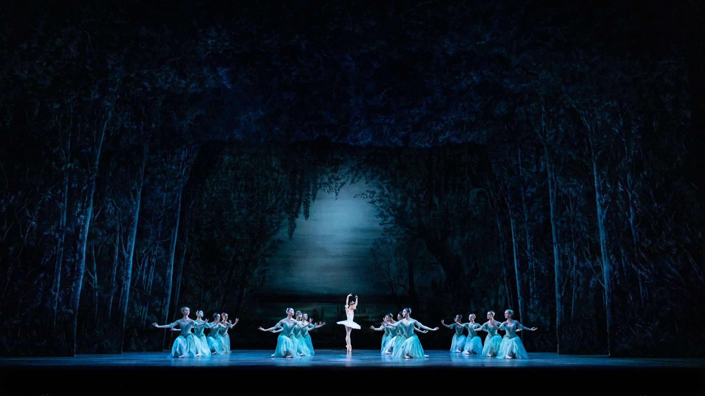 The Sleeping Beauty at The Royal Opera House