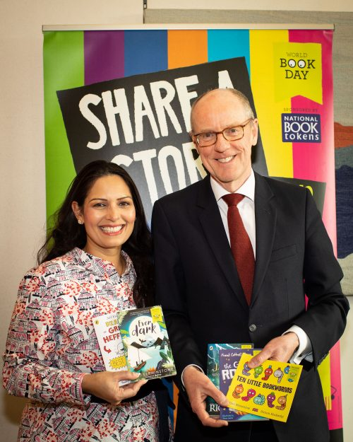 Rt. Hon Priti Patel MP and Nick Gibb MP