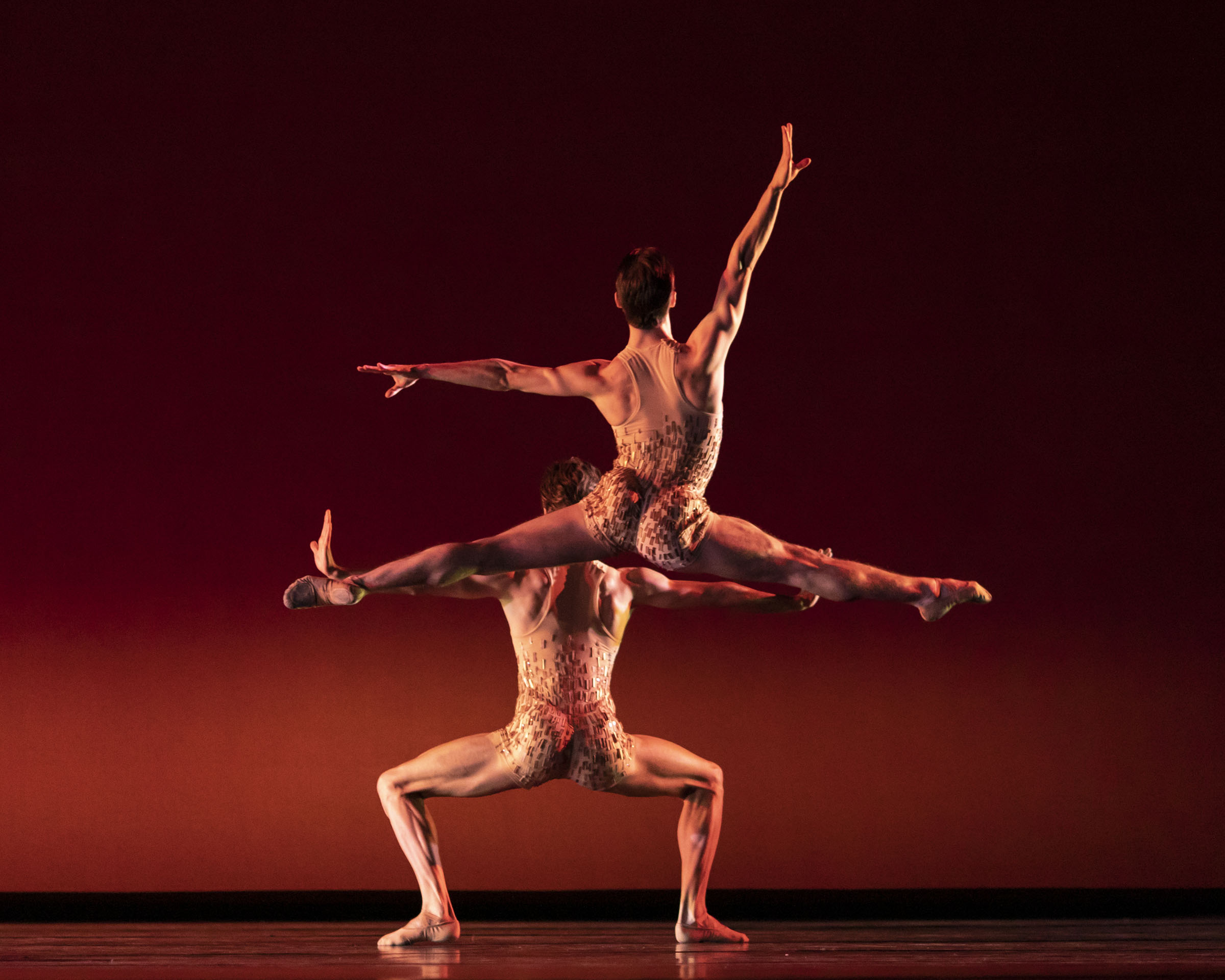 'Within the Golden Hour' part of '21st Century Choreographers' at The Royal Opera House.