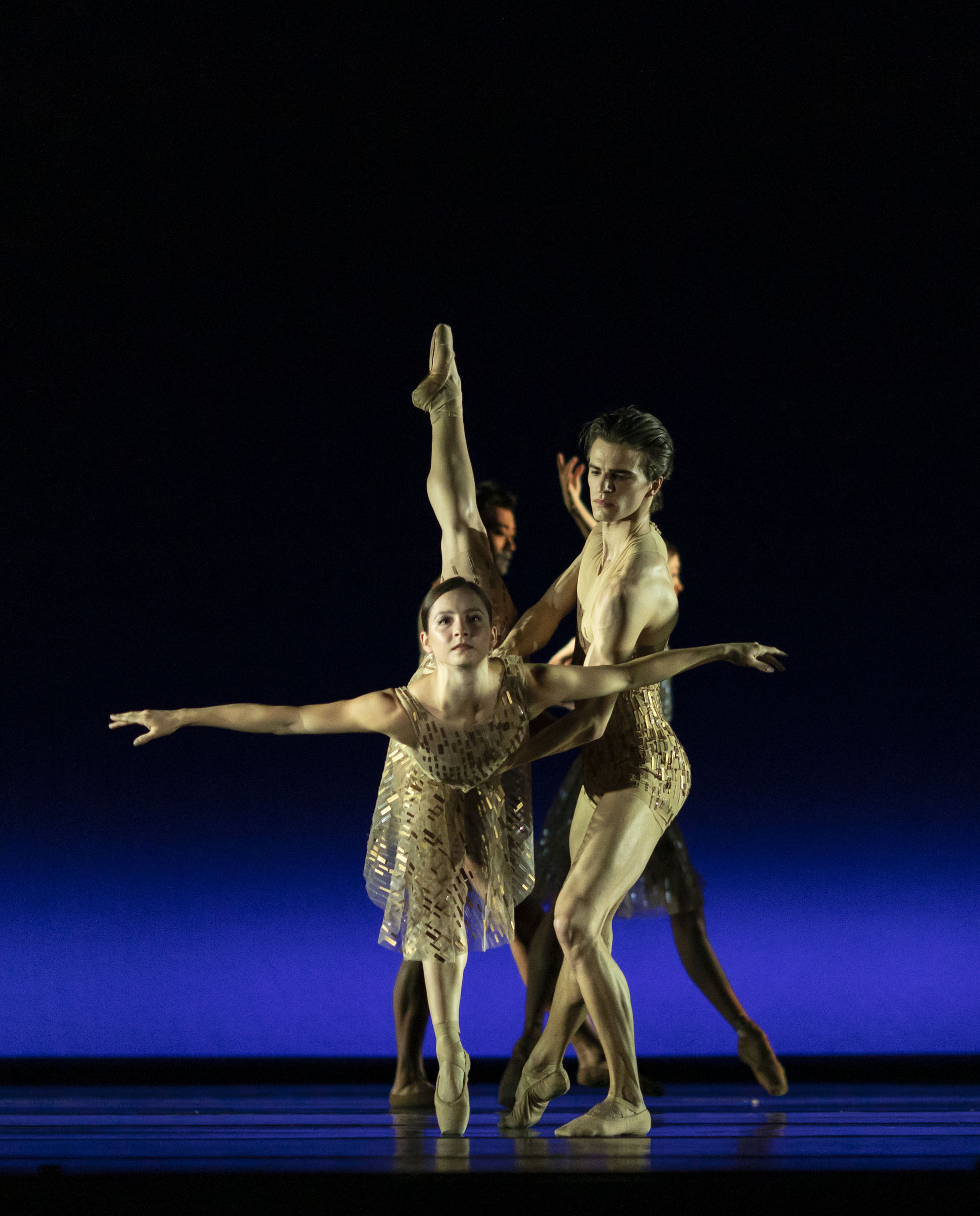 Within the Golden Hour - Choreography by Christopher Wheeldon