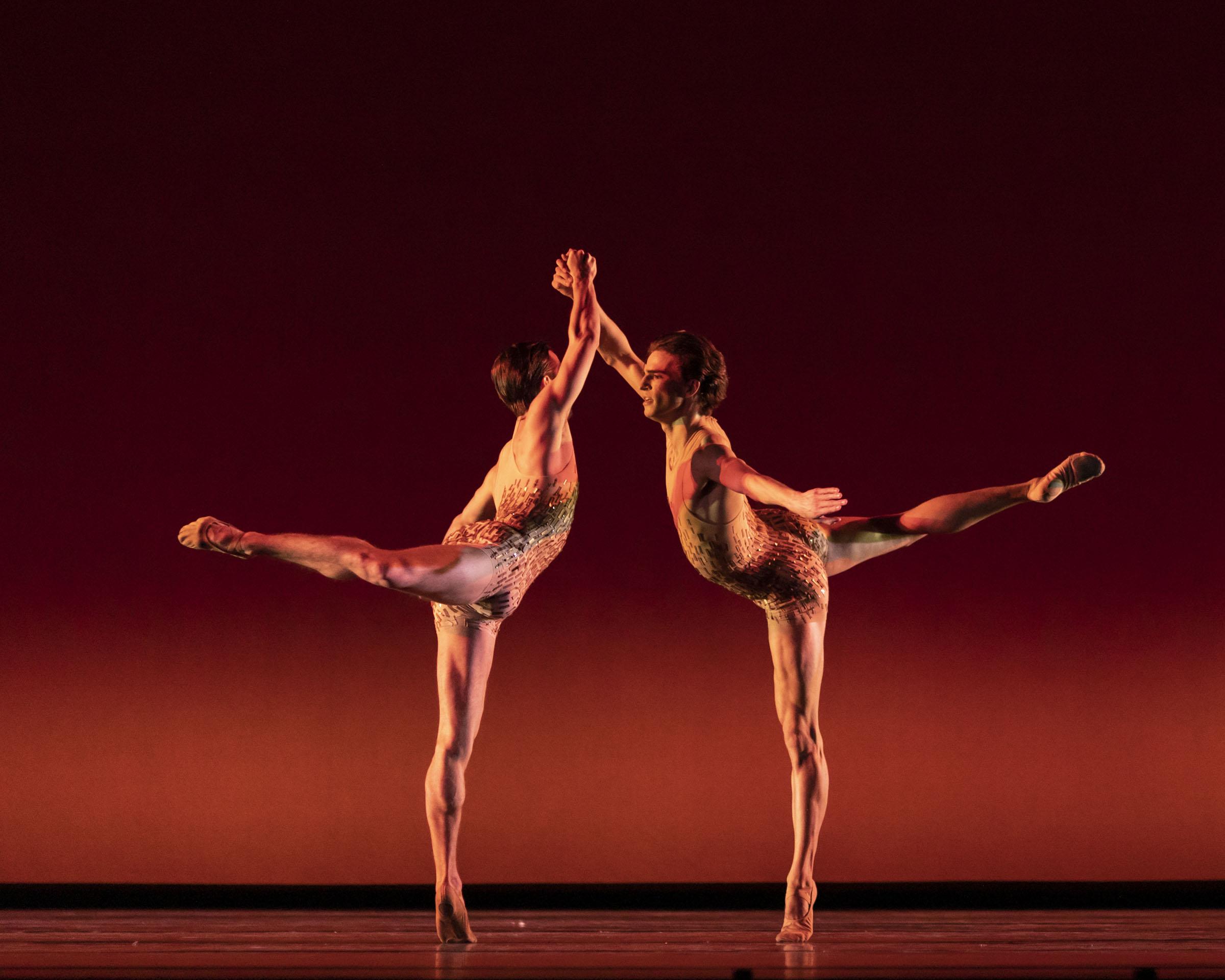 The Royal Opera House - Choreography by Christopher Wheeldon