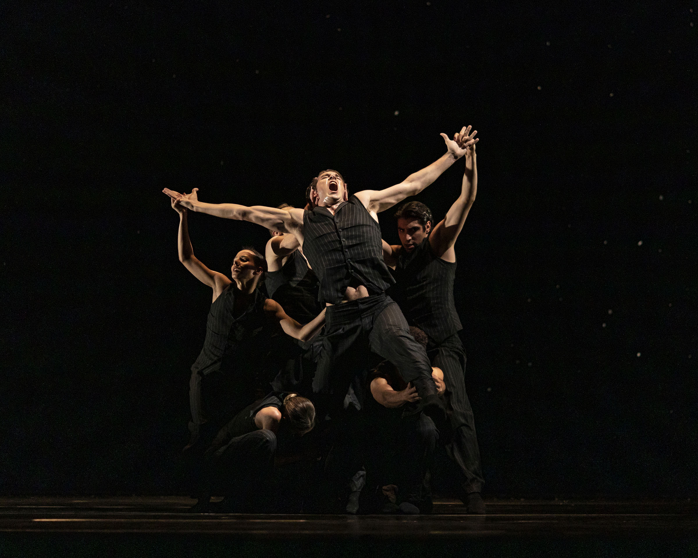 Solo Echo - choreographed by Crystal Pite